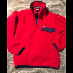 Patagonia Synchilla Snap Pullover